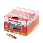 Fischer plug Duopower 8x40mm