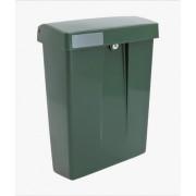 Van Leeuwen - Postkast, Brievenbus Summus groen RAL 6009