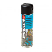 Rust-Oleum Spuitverf markeerspray fluorecerend blauw 2822 500ml