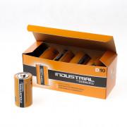Duracell Batterij greece staaf 1.5v D pc1300 blister van 10 batterijen