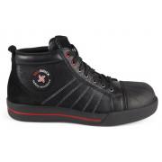 Vh-schoen Redbrick Onyx Toe cap zwart S3