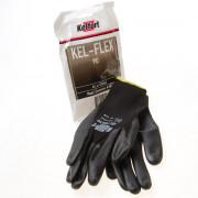 Handschoenen kel-flex zwart