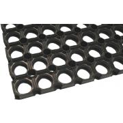 Rubbermat open ring 80 x 120cm