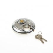 Dulimex Discusslot diameter 70mm op sleutelnummer 702 HSD 702B KA 0180.100.0702