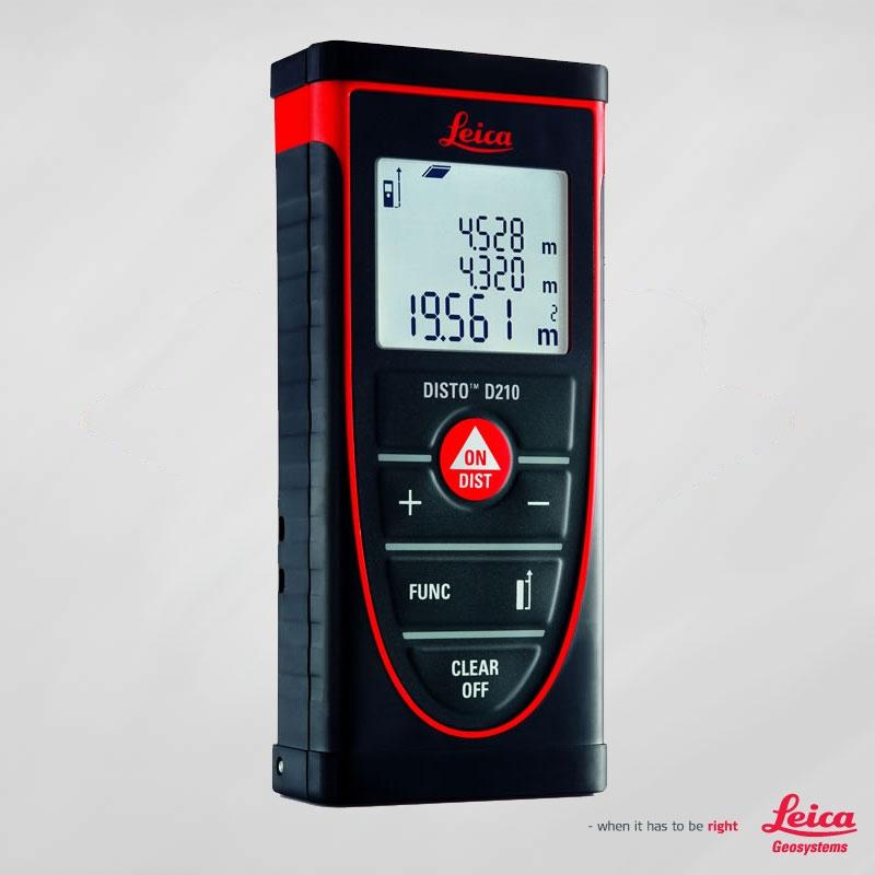 Leica Laserafstandmeter Disto D210