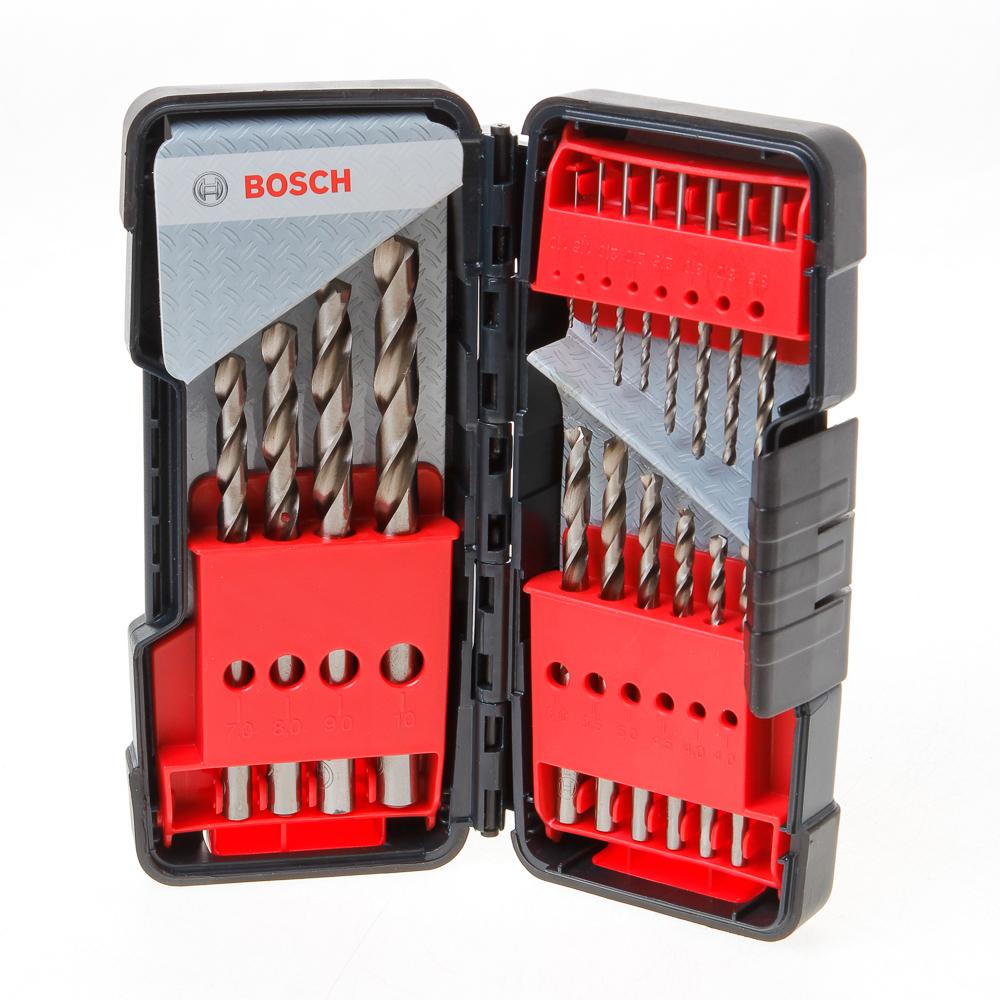 Hss-g borenbox 18-dlg 1-10mm (per stuk)