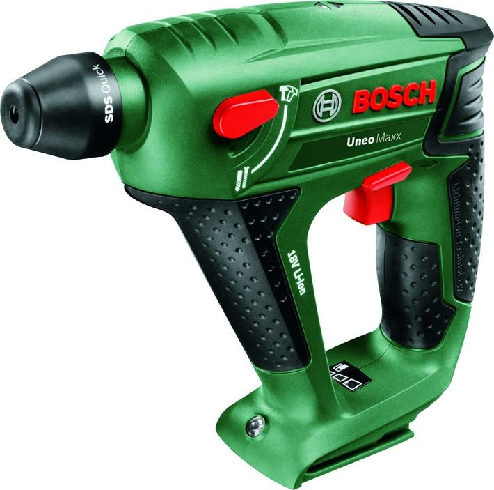 Bosch Uneo Maxx Multifunctioneel Gereedschap