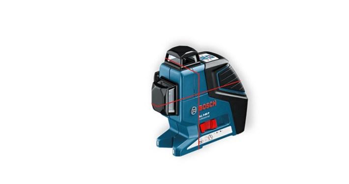 Bosch Lijnlaser GLL 3-80 + BS150 (per stuk)